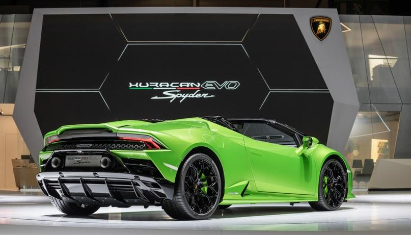 Lamborghini Huracan — суперкар с суперкомпьютером, изображение №6