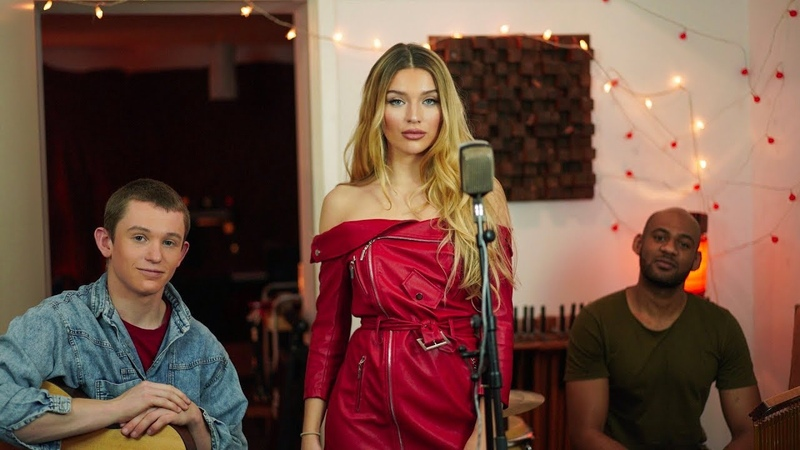 Polina Vita Cherryade Acoustic Video feat Kieper Phillip David