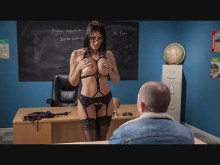 Reagan foxx (domme teacher) секс порно