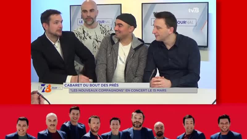 Le reportage de TV78 sur Les Nouveaux Compagnons
