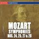 Alberto Lizzio, Mozart Festival Orchestra - Symphony No. 25 in G Minor, KV. 183, 173B: II. Andante