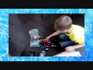 Обучение детей по созданию рoботов