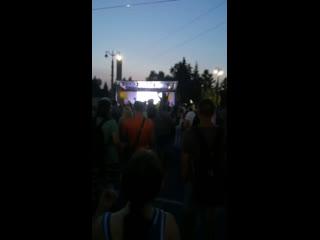 ФЛЕШМОБ омские улицы