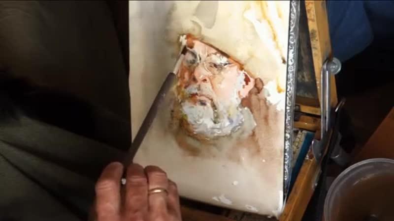 Сергей Алдушкин Портрет ИГОРЯ МАНУХОВА