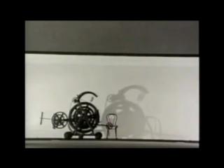 Артур Гансон создаёт движущиеся скульптуры  Arthur Ganson Moving sculpture ( TED talks RUS x )