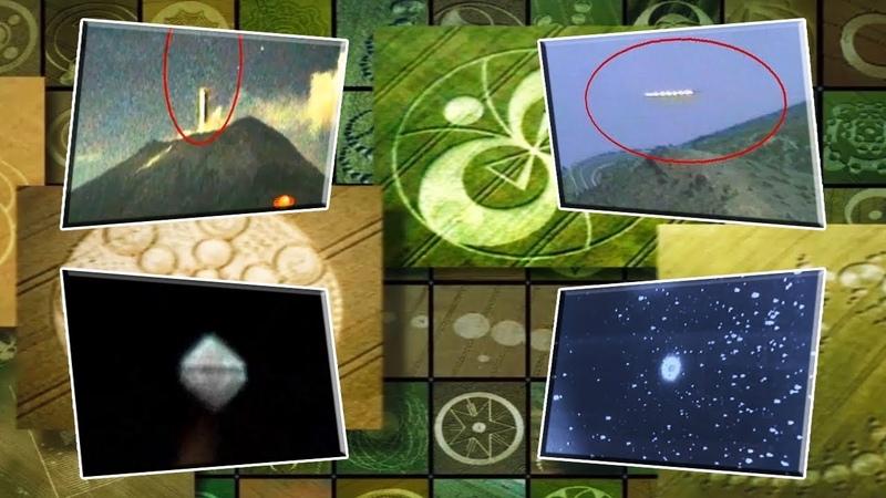 Альциона Плеяды 20-1(С АУДИО) Помощь космической конфедерации круги на полях, появления НЛО...