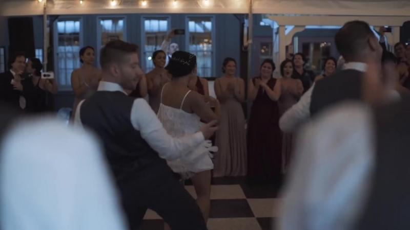 Armenian Kochari Multicultural Epic Wedding Dance Entrance - Talin Mesrop