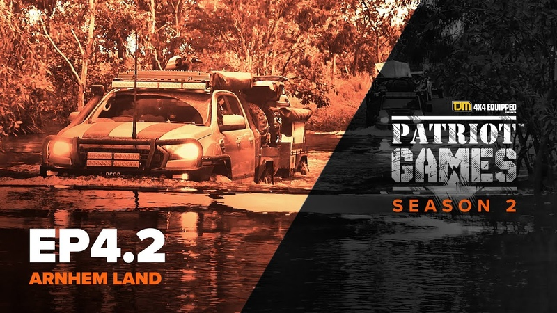 Patriot Games Season 2 • Episode 4 • Supertourer Convoy's Journey Into Arnhem Land - Part 2