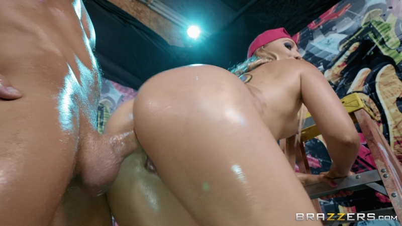 Tag That Ass: AJ Applegate Xander Corvus by Brazzers 6. 09 Full HD 1080p, Anal, Creampie, Porno, Sex,