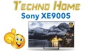 Обзор на Sony XE9005 Самый крутой 4K SMART TV UHD Android TV Triluminos display Убийца OLED