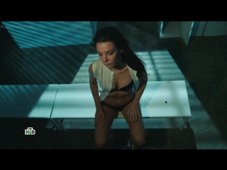 Ирина Шеянова в сериале Свидетели (2017) - Сезон 2 / Серия 57 (137) HDTV 1080i - Голая Секси!