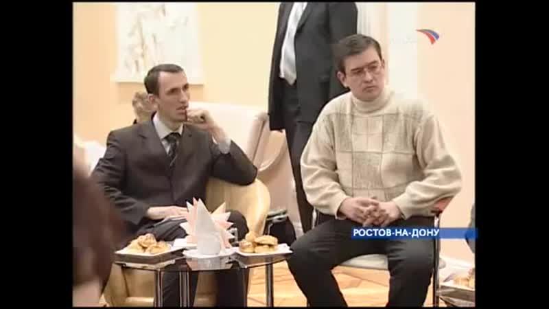 Вести недели Россия 21 01 2007