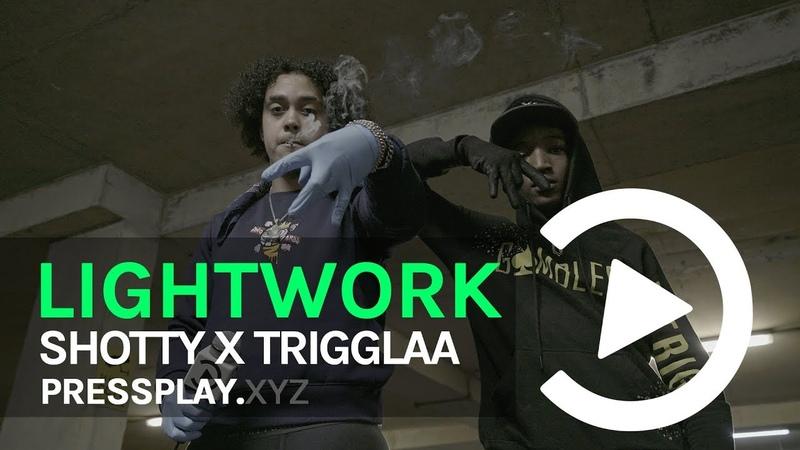 MHG Shotty x Trigglaa Lightwork Freestyle