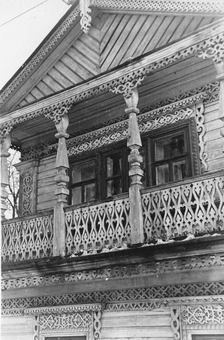 Деревянные здания старой Вятки. 7 утраченных шедевров архитектуры., изображение №2