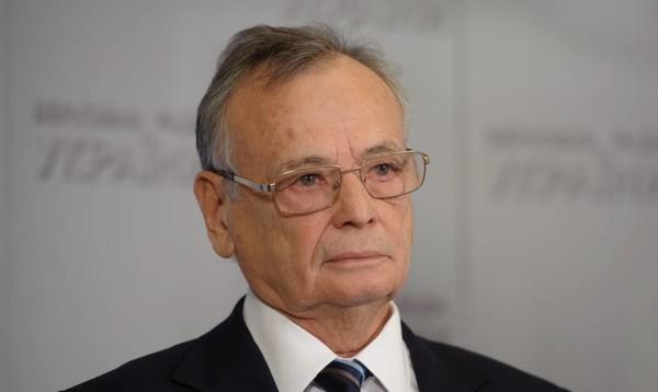 Юлий Иоффе произнесет слова присяги народного депутата Украины