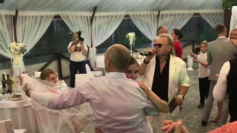 Танец Папы с дочкой 26 07 19