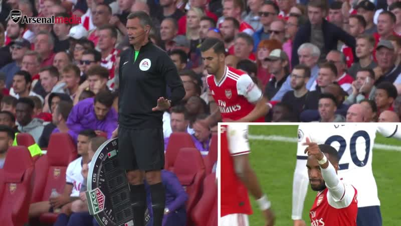 Emery, Ceballos and the derby _ The best of Bench Cam _ Arsenal Player -