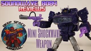 Deep Space Arsenal (DSA) Mini Shockwave Weapon Review