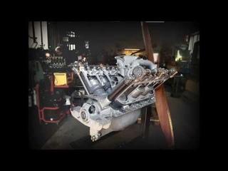 Hispano Suiza V8 Be