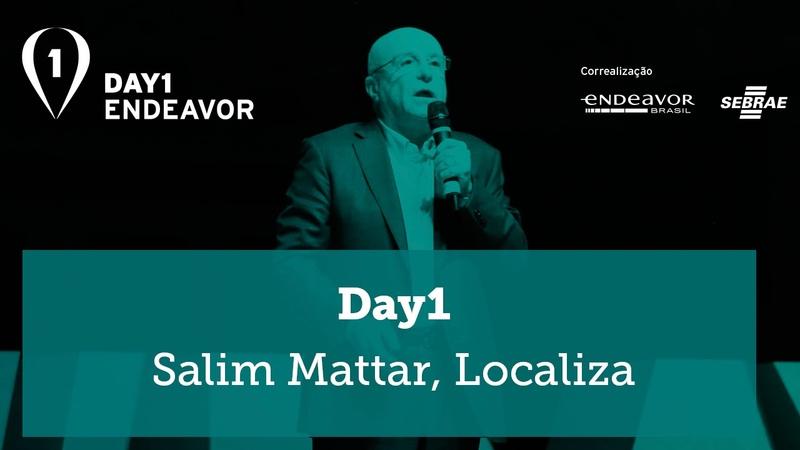 UM TESTEMUNHO IMPORTANTE: O QUE FAZER QUANDO ALGUÉM DIZ NÃO!Day 1 | Os conselhos que não segui - Salim Mattar, Localiza
