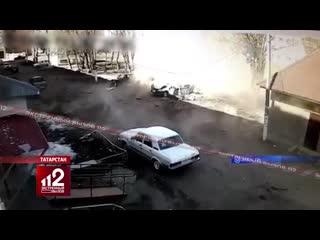 Мощный взрыв прогремел в Нижнекамске!