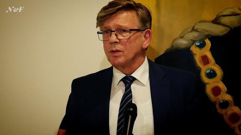 Gerold Otten (AfD) Transatlantisches Verhältnis ist v.a. durch deutsche Seite massiv gestört