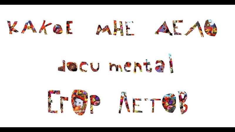 Docu mental - какое мне дело (Егор Летов)