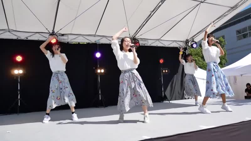 Amigasu Tatakai no Aizu 北陸アイドルフェスティバル アミーガス 戦いの合図 HIF7 15 09 2019