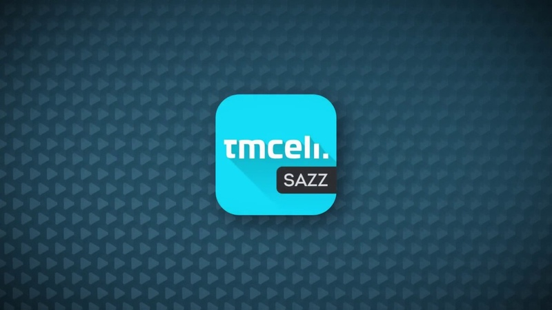 TMCELL Sazz Aydymlary Oturan Yerinde Dinle 2018 Commerical Animation