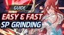 Fire Emblem Heroes - How to grind for SP VERY easily FAST!
