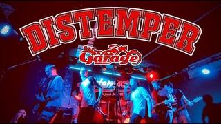Distemper - концерт в Garage Bar, Калуга
