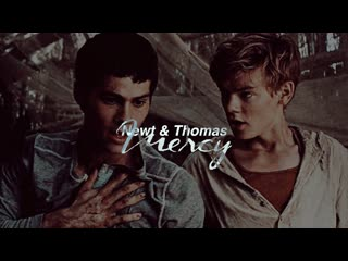 Thomas & newt | i knew i would follow you anywhere [hbd federica]