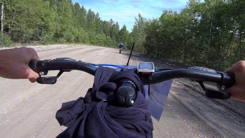 Большой Камень 2019, Ural Cycling Project, Верхний Уфалей, 2019.8.11, SJCAM SJ8 PRO_H.265_2.7K_2
