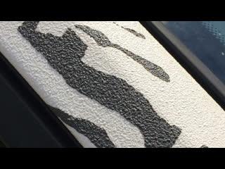 Покрытие UPOL RAPTOR на Ford Focus
