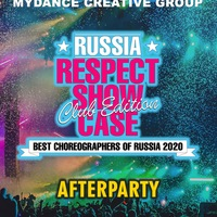 AFTERPARTY RUSSIA RESPECT SHOWCASE 16 ФЕВРАЛЯ!