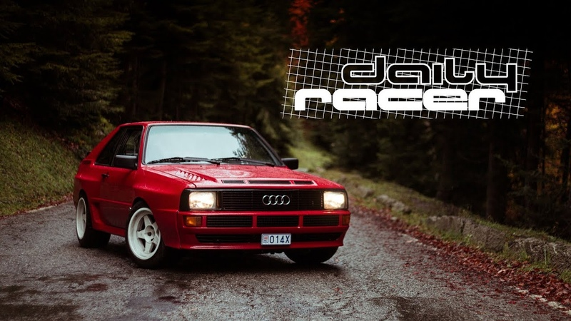 1984 Audi Sport Quattro The Racer's Daily