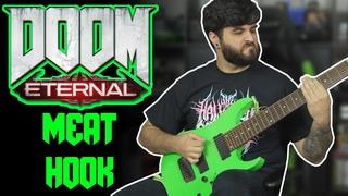MEATHOOK (OST VERSION) - DOOM ETERNAL (8 String Guitar Cover)