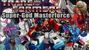 Обзор мультсериала ТРАНСФОРМЕРЫ. ВОИНЫ ВЕЛИКОЙ СИЛЫ / Transformers. Super God Masterforce