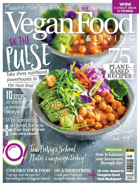 Vegan Food & Living 2018 10