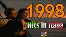 1998 - Tutti i più grandi successi musicali in Italia