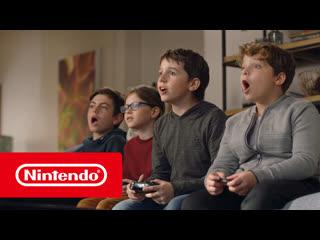 Super Mario Maker 2  Рекламный ролик (Nintendo Switch)