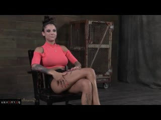 Bonnie rotten [ bdsm brunettes young skinny squirt, bondage, tattoo, dildo and vibrator]