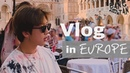 ENG 191004 VLOG RM 9 day long Europe Travelogue 🚆