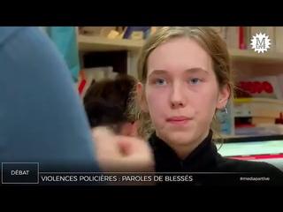 Lola La Jeune Étudiante Touchée Au Visage à Biarritz