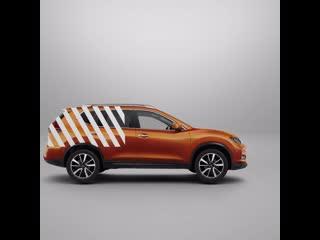 Путешествия на новом Nissan X-Trail