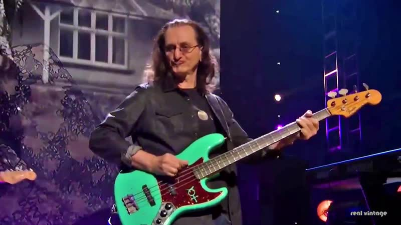 Roundabout Yes Geddy Lee 2017 hd