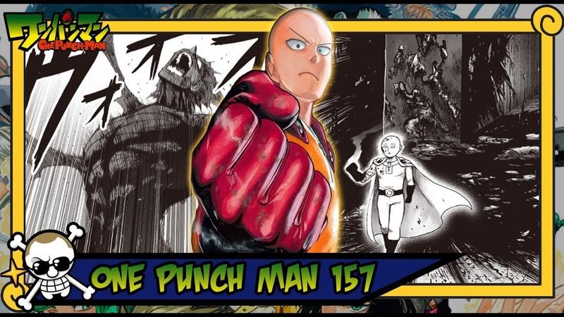 One Punch-Man 157 - O Herói (e o Monstro) mais Forte [Review]