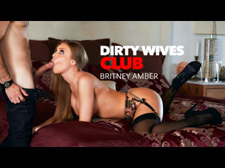 Britney amber - dirty wives club