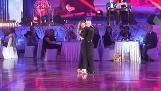 Sergey Konovaltsev & Patricija Belousova, show tango