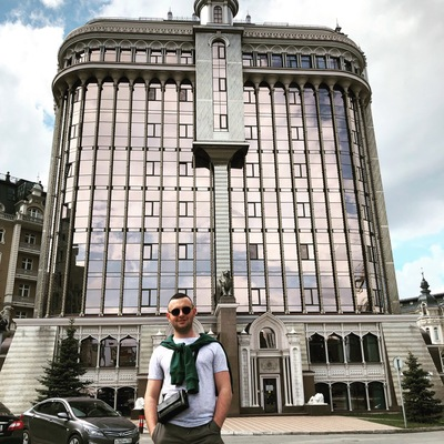 Дмитрий Глейх